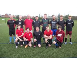 Chamberlin PLC Six Aside Competition-